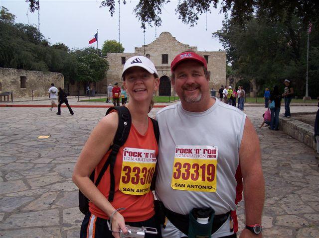 G-Daddy's First Half Marathon