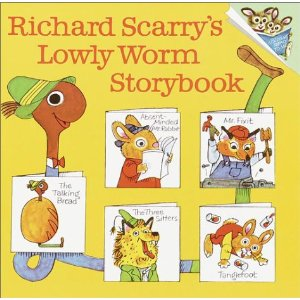 Lowly Worm Storybook