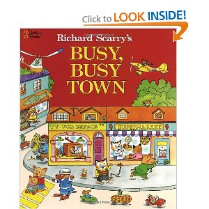 Busy Busy Town