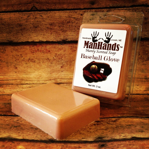 Man Hands Soap