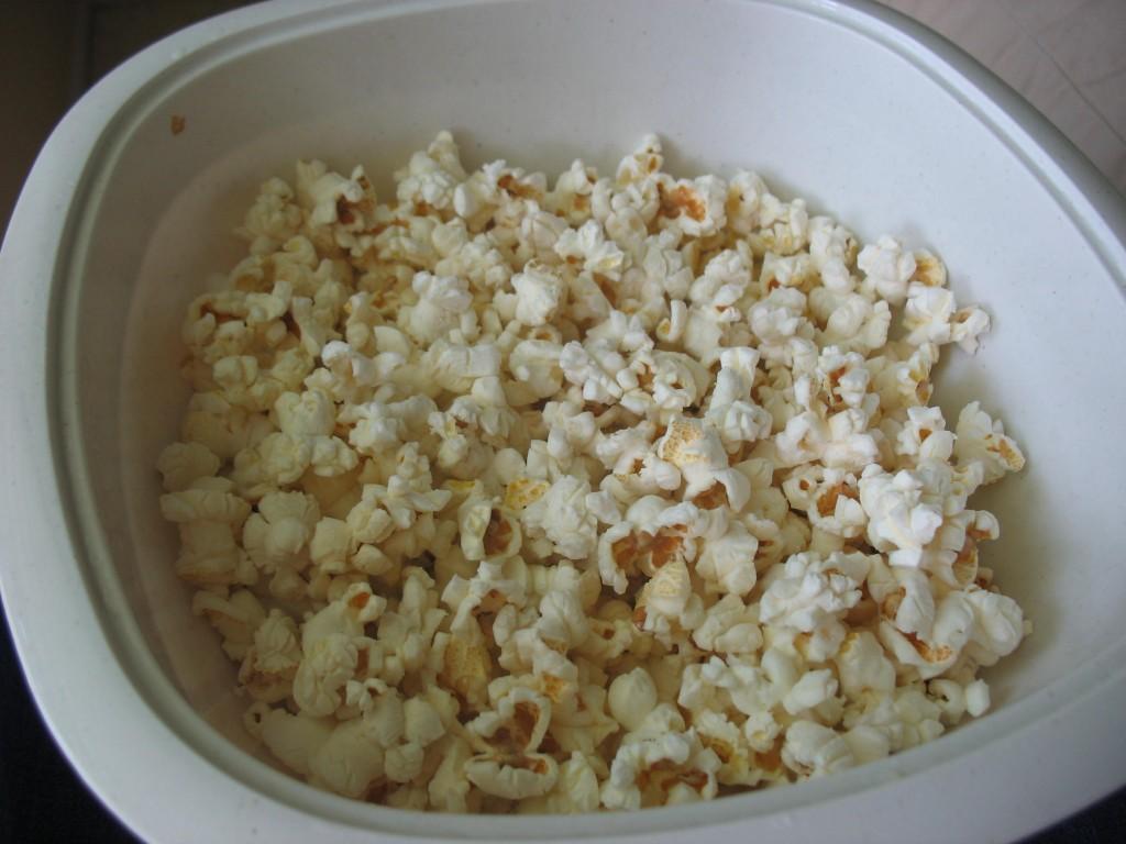 popcorn popper bowl