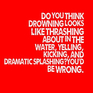 What Does Drowning Look Like?