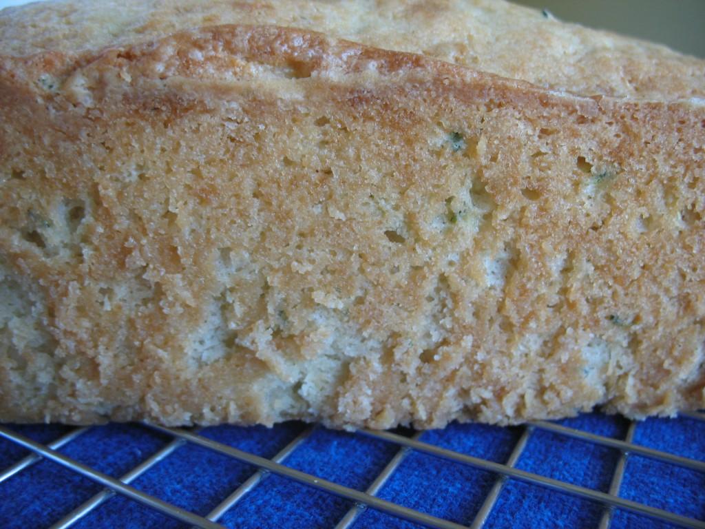 Zucchini Bread Done Right: Recipe Two