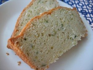 Zucchini Bread Done Right: Recipe Two