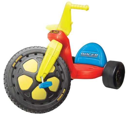 Big Wheels Keep On Rollin'