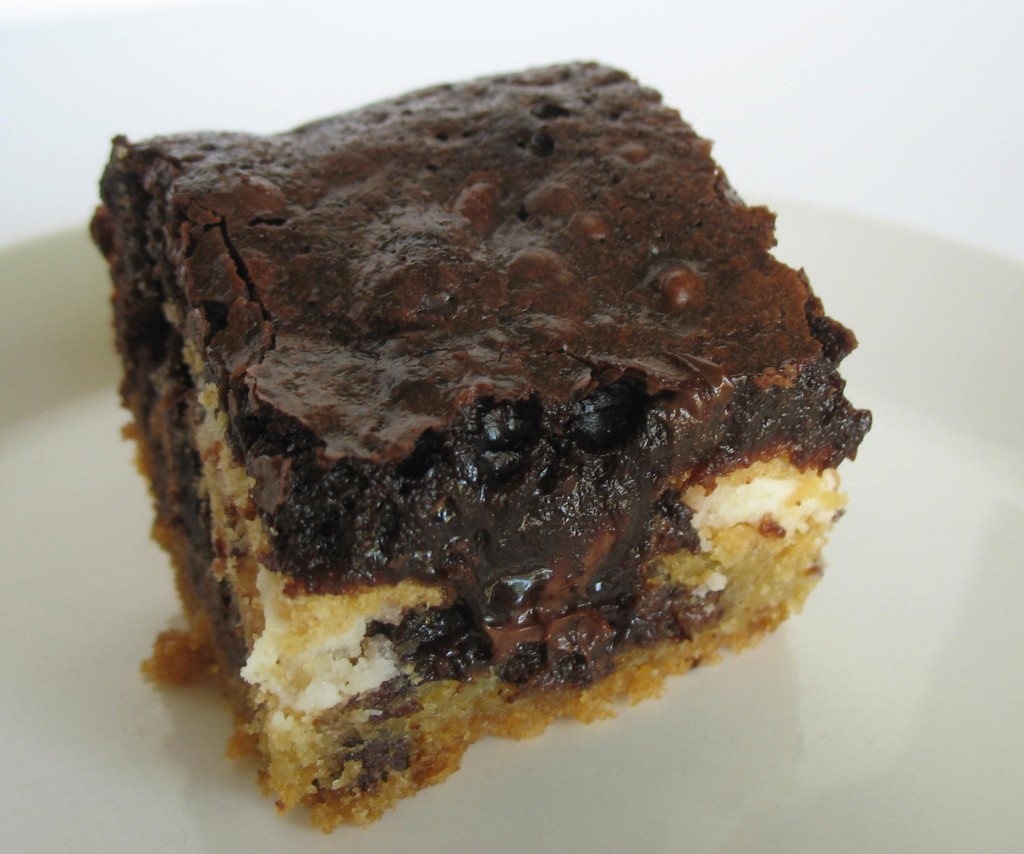 Slutty Brownie