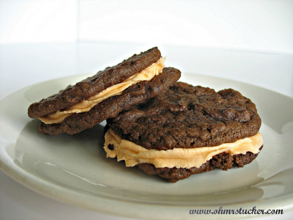 To-Die-For Filled Chocolate Cookies