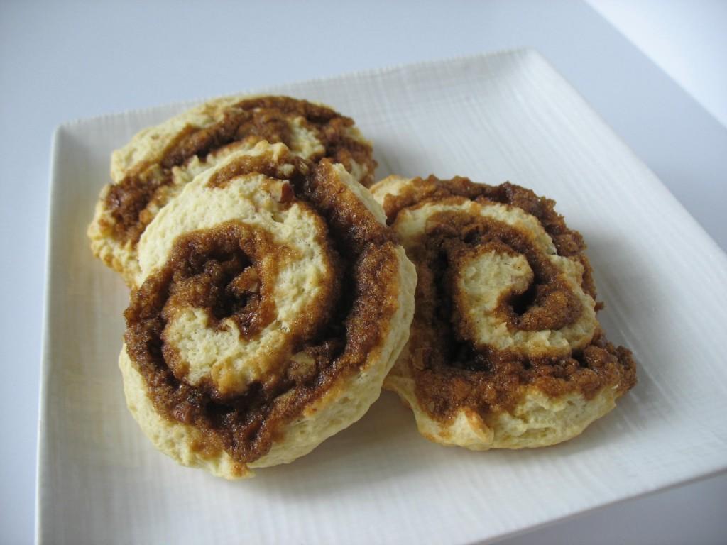 Scones, Cinnamon Roll Style