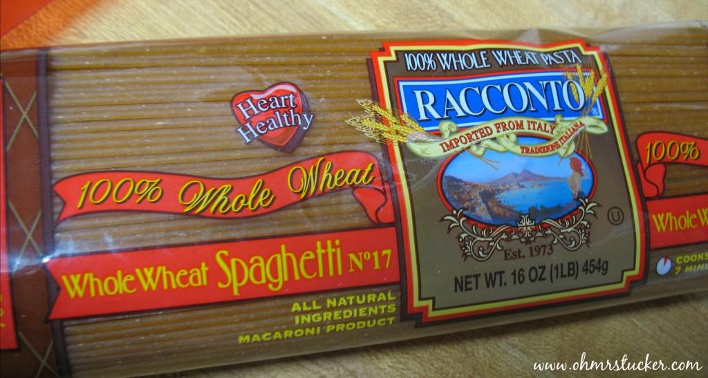 Two Vital Tricks When Making Spaghetti