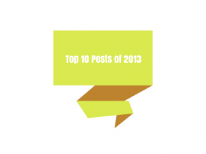 Your Top 10 Posts 2013