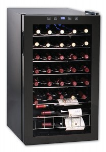 What Grandma Drinks: Wine Fridge Edition