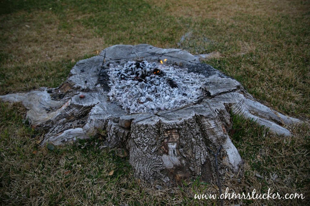 DIY Firepit Tutorial