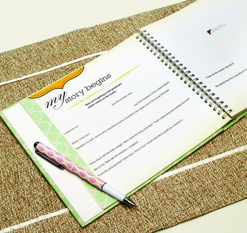 An Heirloom Grandparen'ts Journal For Grandchildren