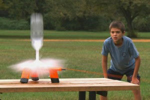 Summer is Coming: Aquapod Bottle Launcher
