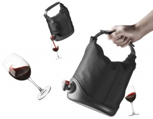 Menu Baggy Winecoat Tote