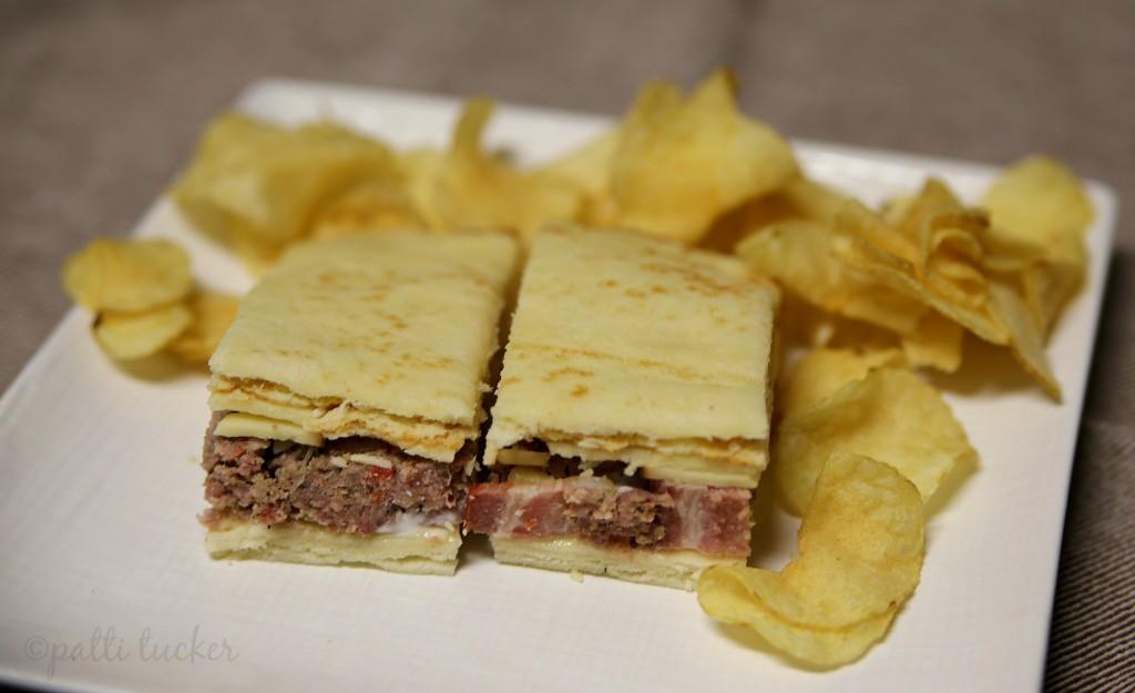 Meatloaf Quesadillas