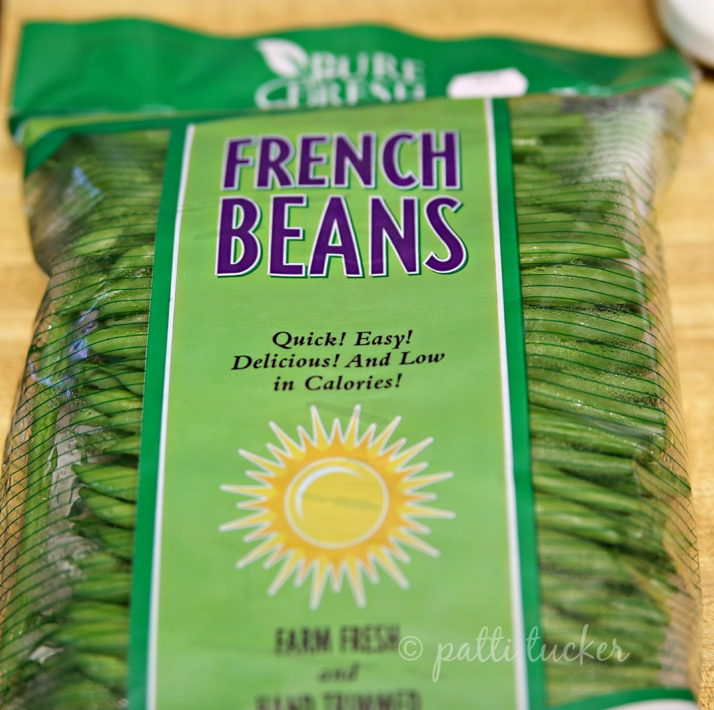 Easy Roasted French Green Beans