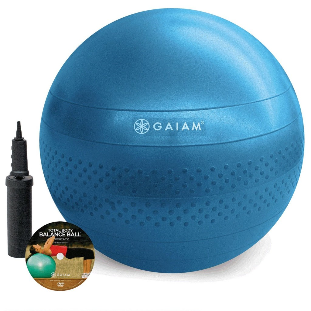 Core Stability Ball Uses