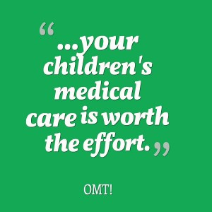 Children's Medical Power of Attorney