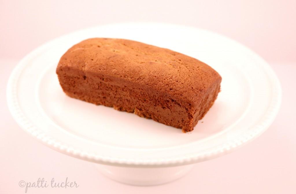 ... made sour cream banana bread i had truly never had banana bread