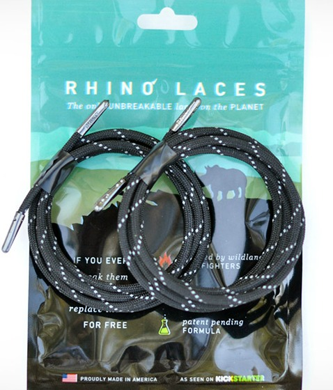 Unbreakable Rhino Laces