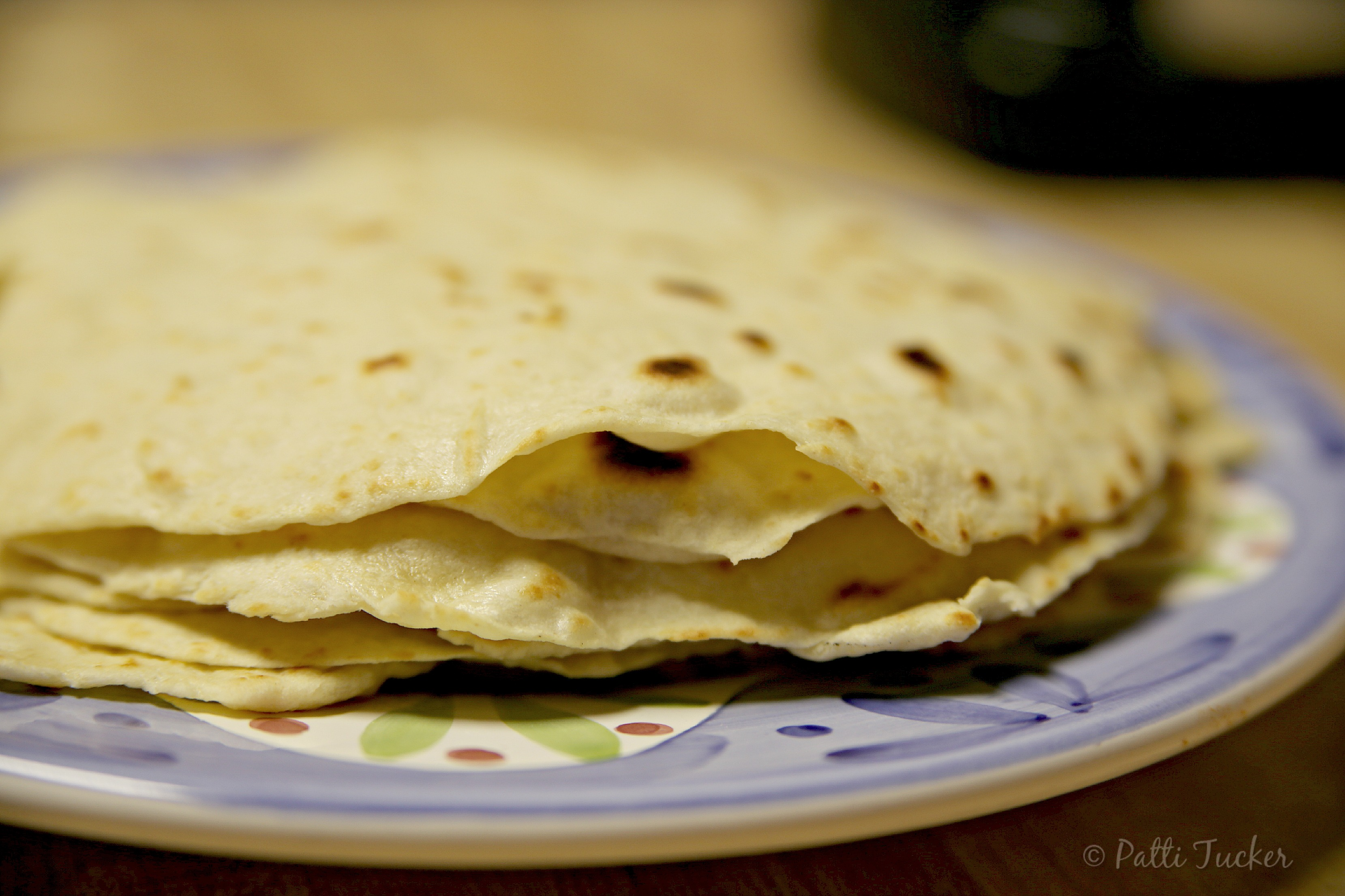Homemade Tortillas with a Healthy Twist