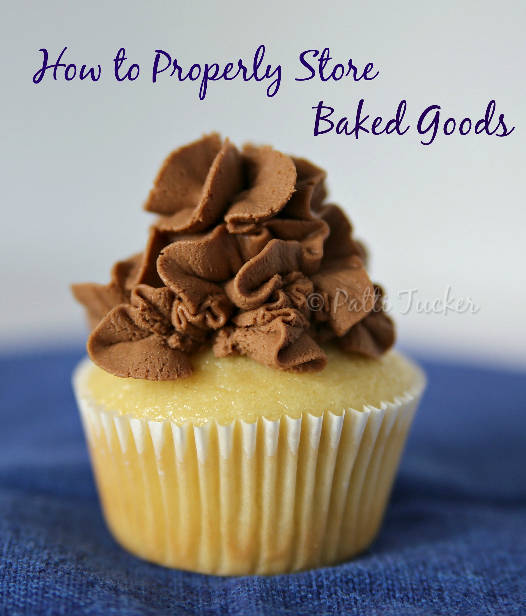 How to Properly Store Baked Goods