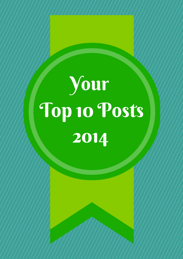 Your Top 10 Posts 2014