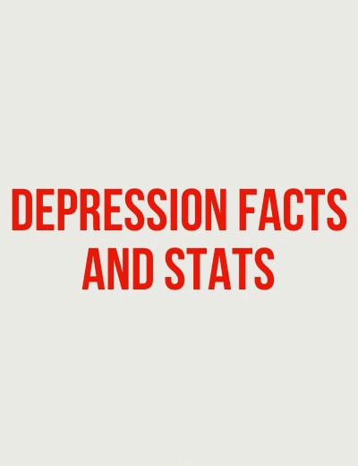 Depression Facts and Stats