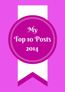 My Top 10 Posts for 2014