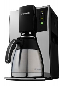 FINALLY!  A Coffeemaker with Wi-Fi!