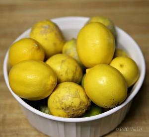 Squeezed Meyer Lemon Lurv