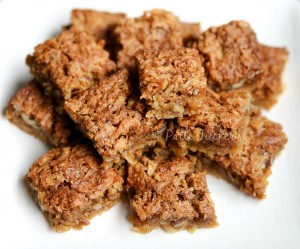 Pecan Coconut Dream Bars