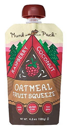 Oatmeal in a Pouch: Suck It!