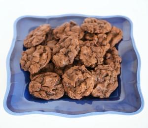 Chocolate Bomb Buttermilk Cookies