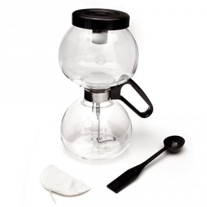 Yama Glass Stovetop Coffee Siphon Coffemaker