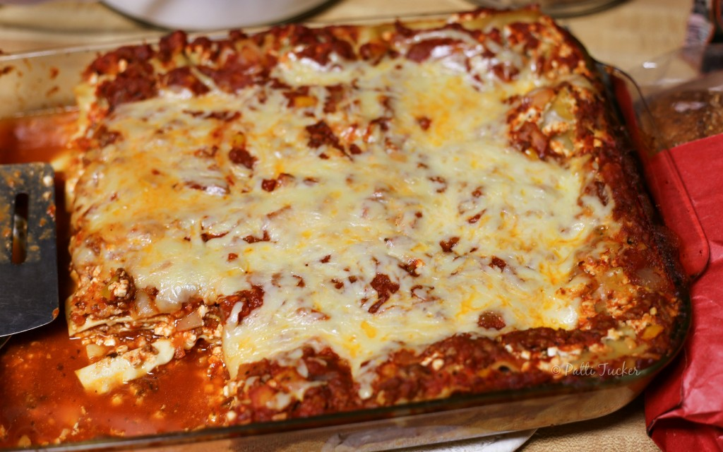 Fastest Lasagna You'll Ever Make with No-Cook Noodles