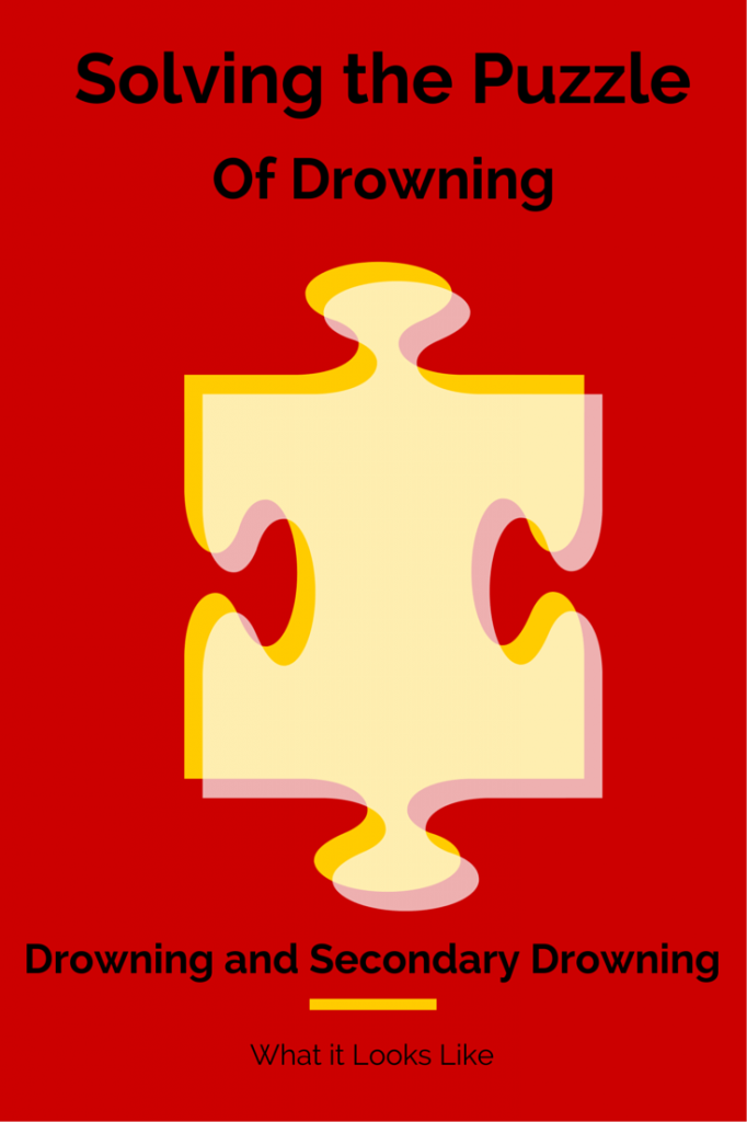 Solving the puzzle of drowning.
