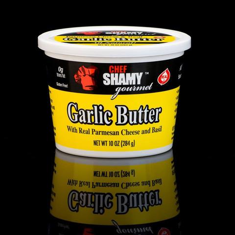 Chef Shamy Garlic Butter