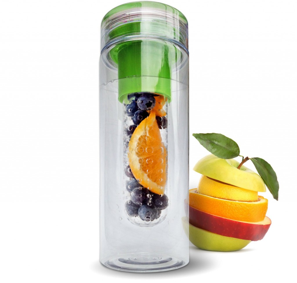 Flavor Infuser Water Bottle