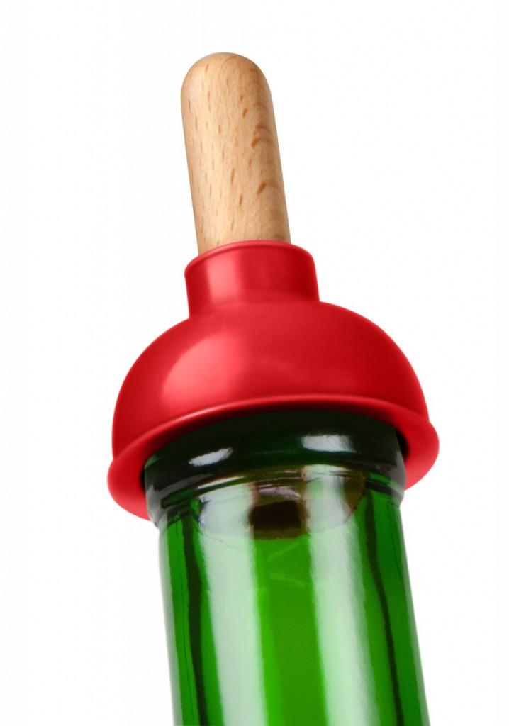 Wine Bottle Stopper O'Fun!