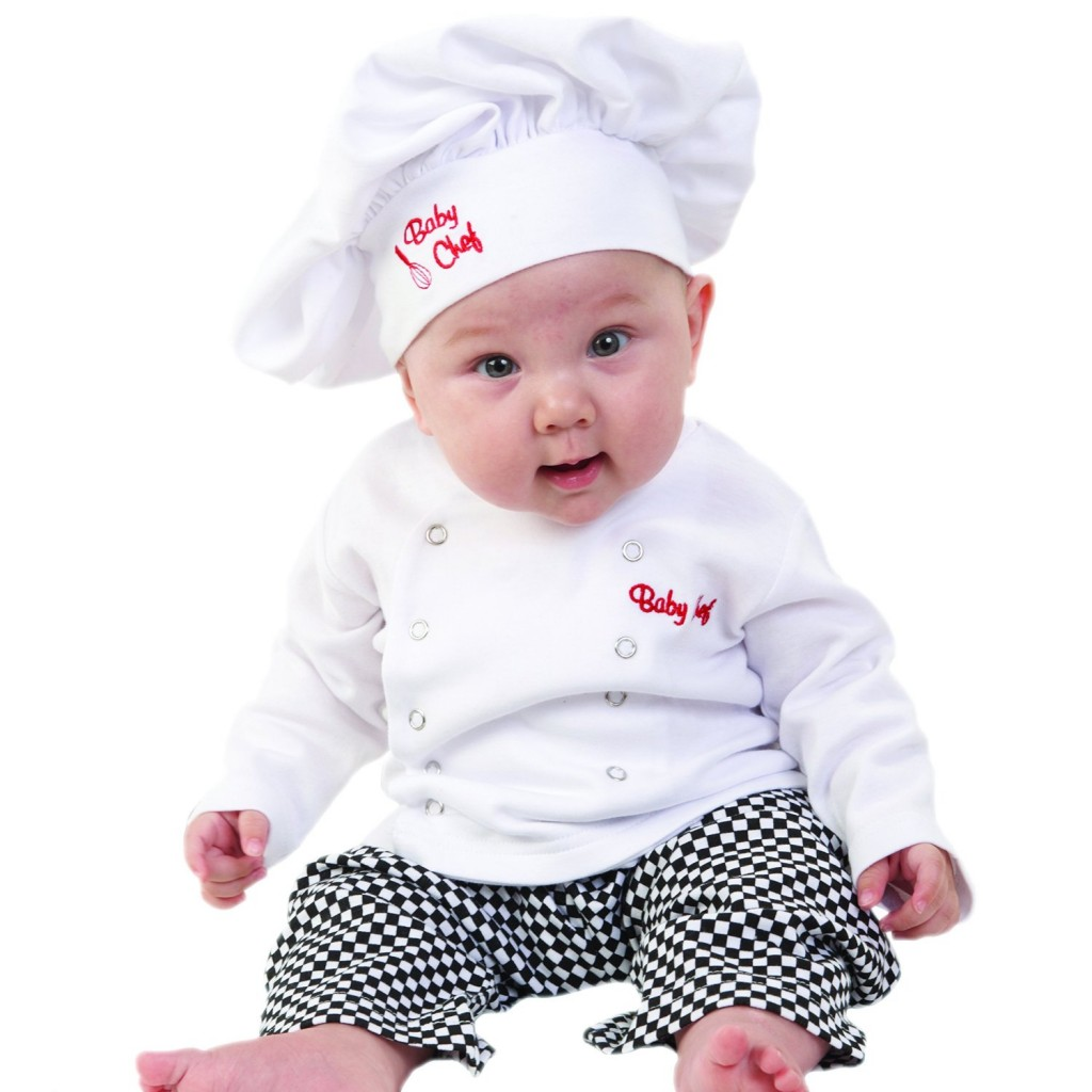 Halloween Cuteness!  sc 1 st  Oh Mrs. Tucker! : chef halloween costumes  - Germanpascual.Com