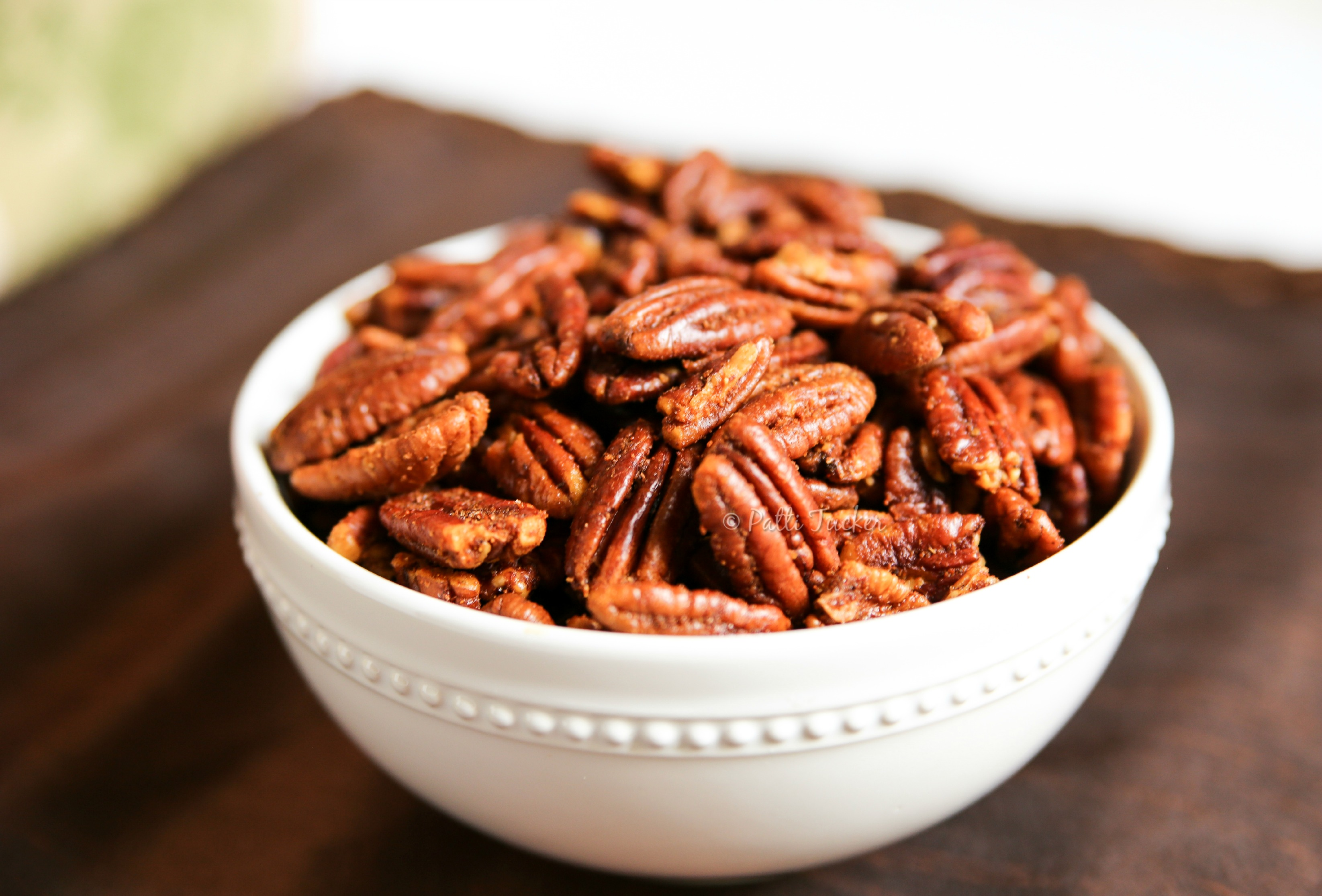 Savory Roasted Pecans