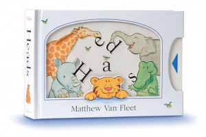 Interactive Toddler Board Books!