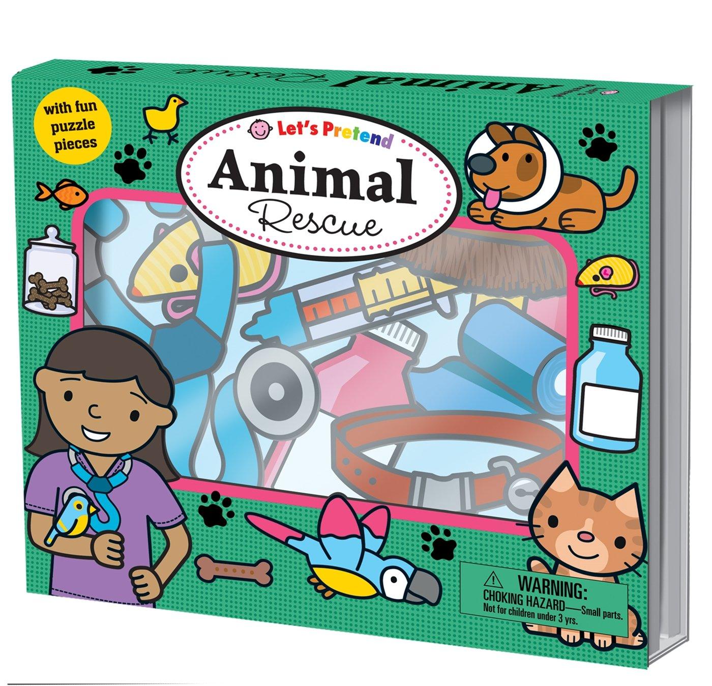 Let's Pretend Animal Rescue