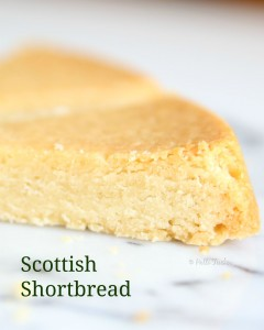 Scottish Shortbread Love