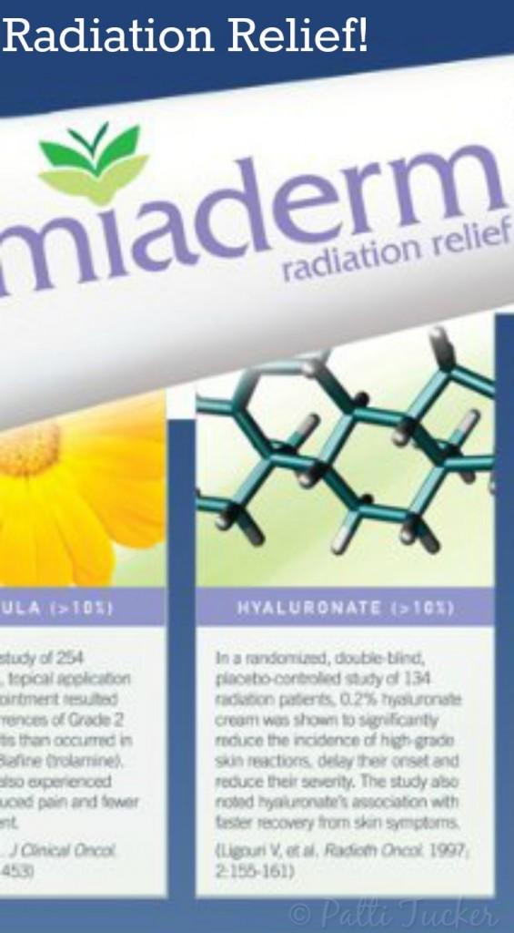 Miaderm: Radiation Relief