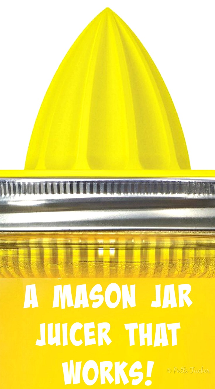 A Mason Jar Juicer That Works