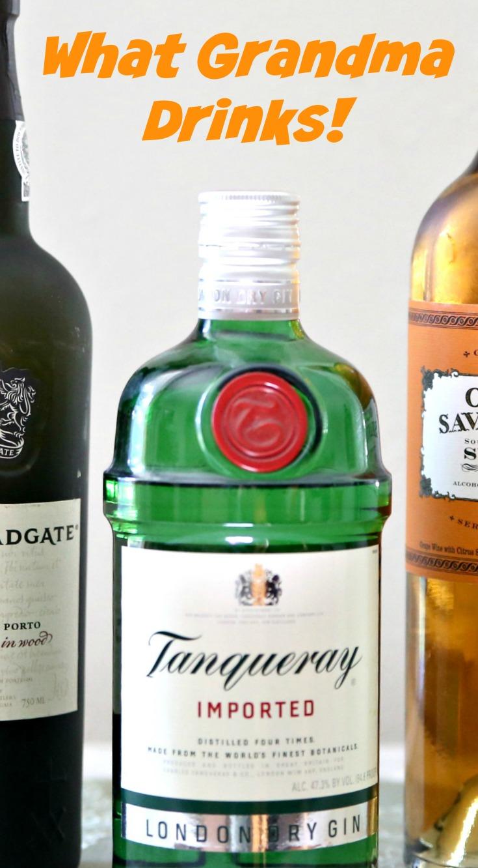 What Grandma Drinks: The Neighborhood Edition