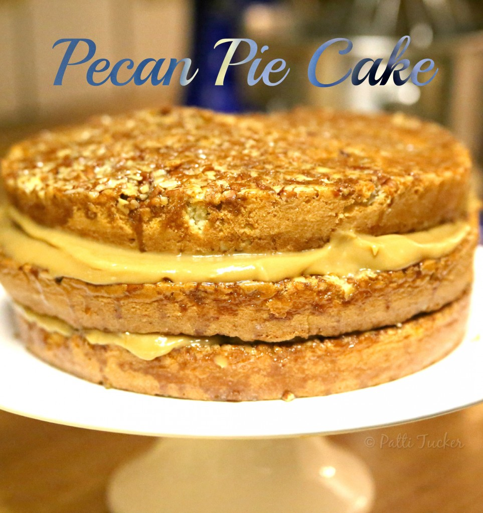 Pecan Pie Cake Nirvana